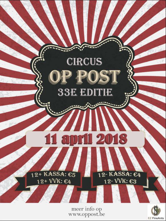 Circus Op Post 2018